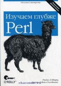 Perl. Изучаем глубже